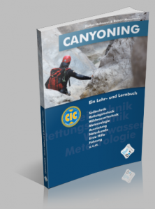 Cover Lehrbuch Canyoning